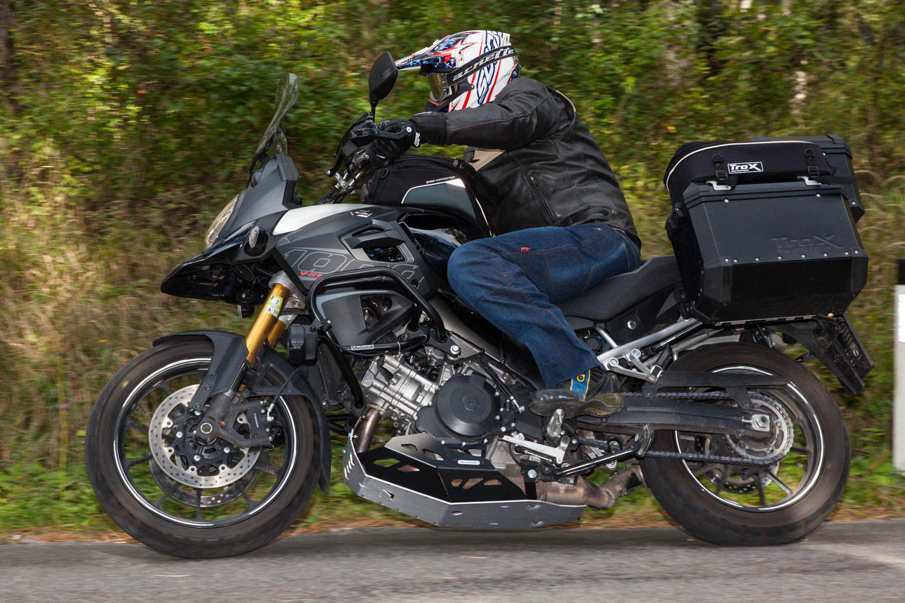 Suzuki V Strom Abs Adventure