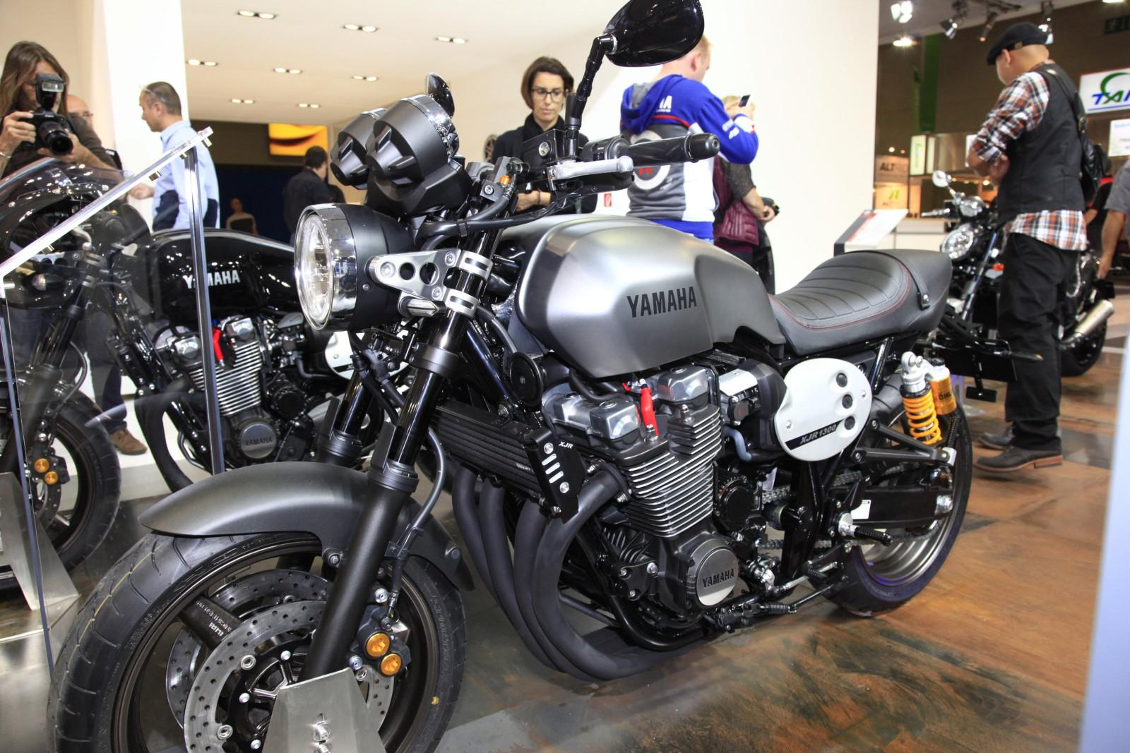 Yamaha XJR 1300 Foto