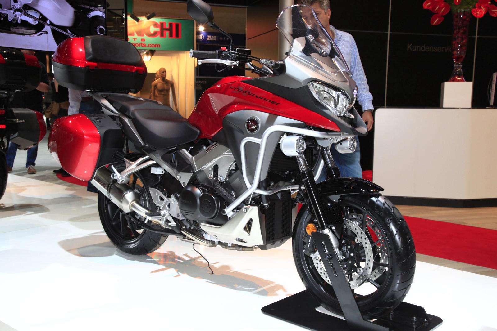 Honda VFR800X Crossrunner 2015 Foto