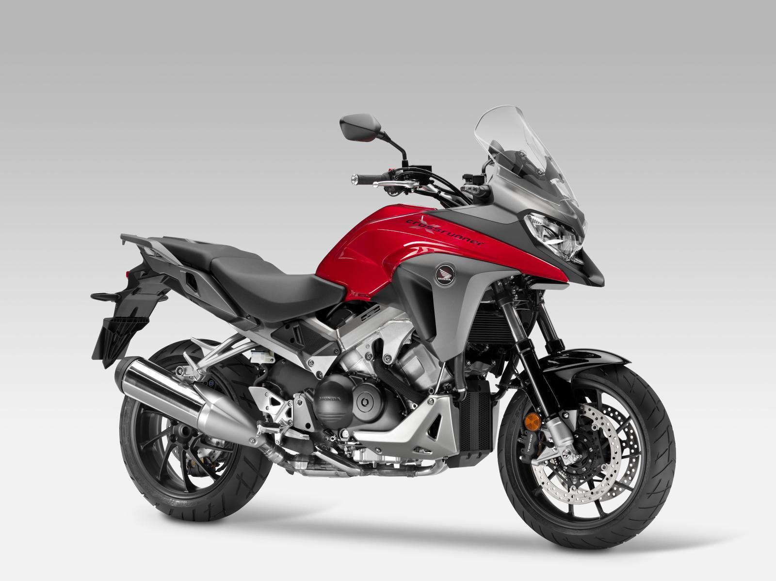 Honda Vfr800x Crossrunner 2015 Motorrad Fotos Amp Motorrad