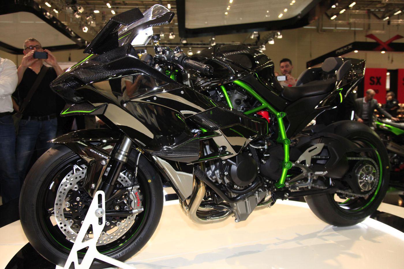 Kawasaki Ninja H2R 2015 Foto