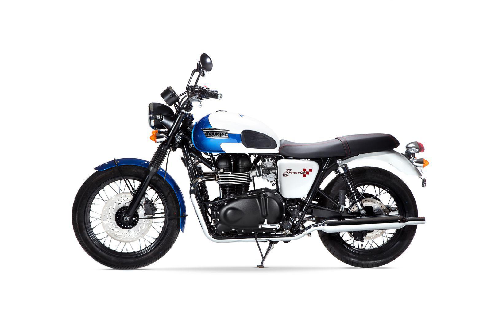 triumph bonneville t214 motorrad fotos motorrad bilder. Black Bedroom Furniture Sets. Home Design Ideas