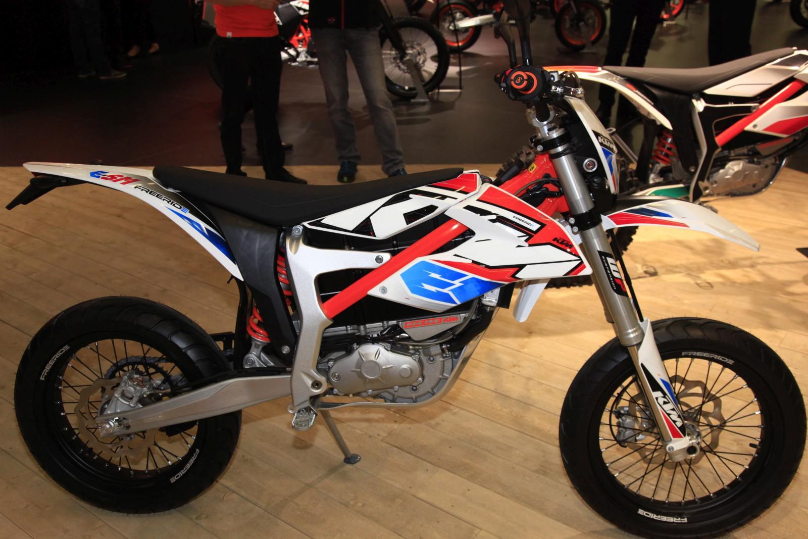 Ktm Freeride E Sm >> KTM Freeride E-SM 2015 Motorrad Fotos & Motorrad Bilder