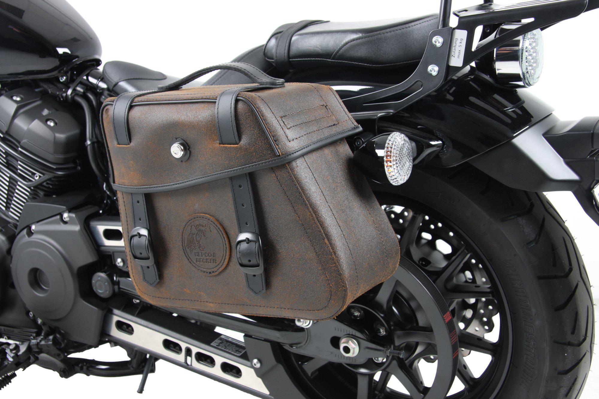 Hepco Amp Becker Komplettiert Yamahas Xv 950