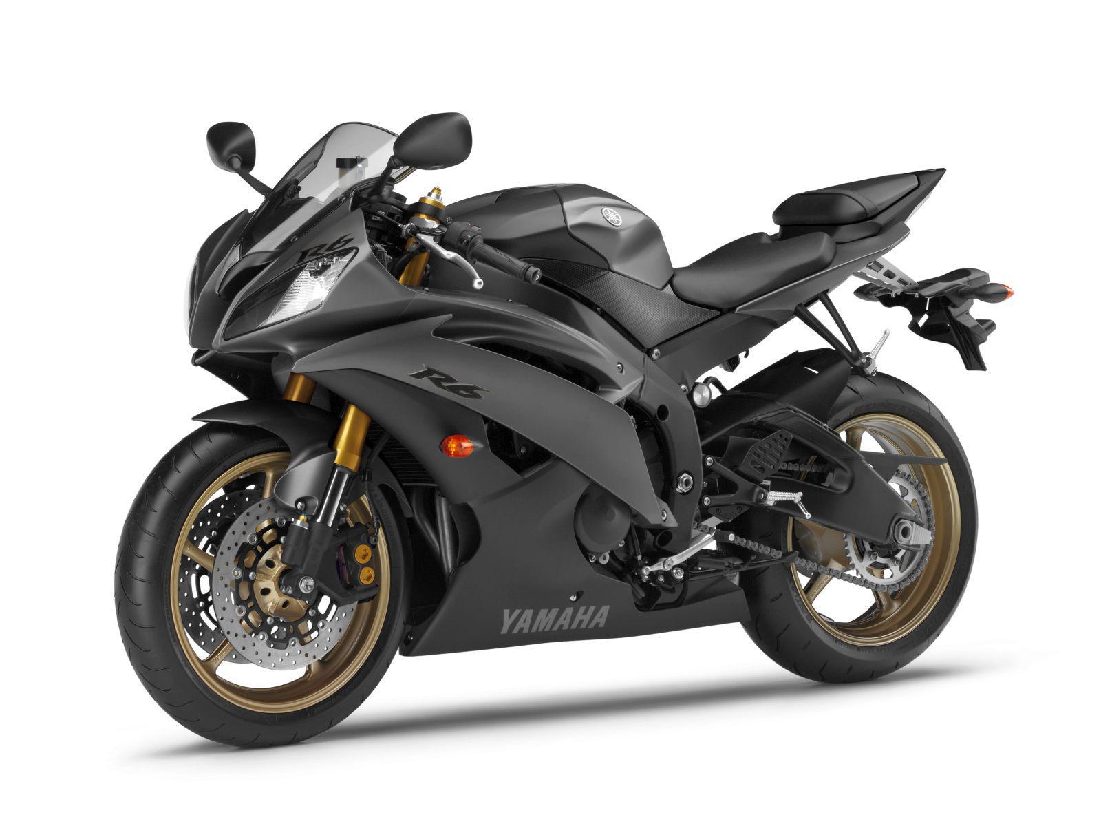 Yamaha R Black Matte