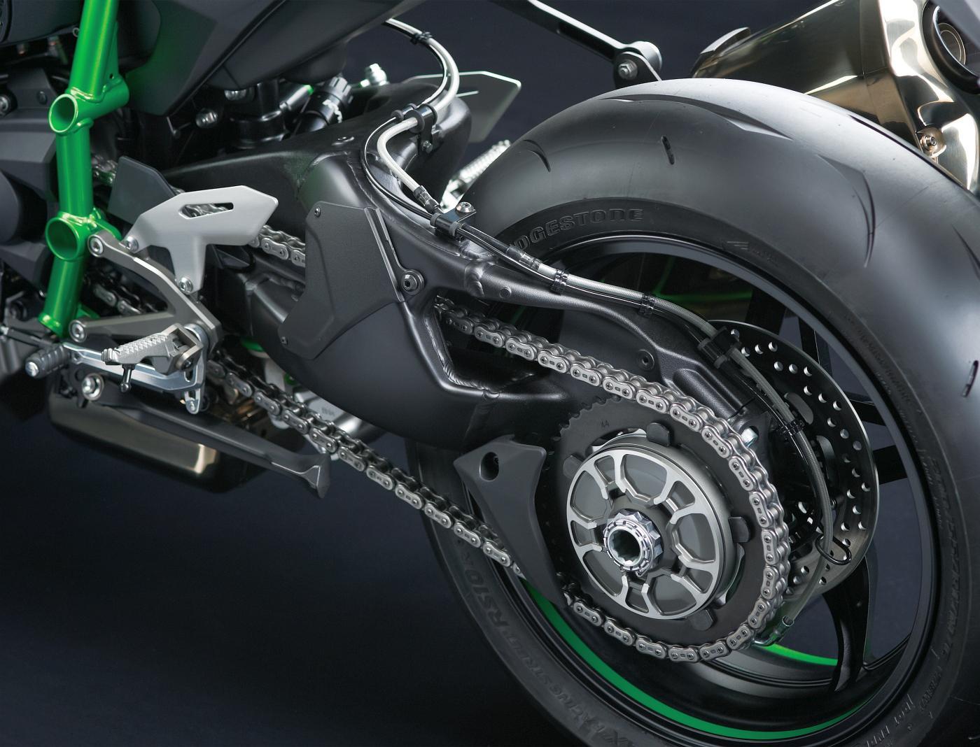 Kawasaki Ninja H2 2015 Details Und Preis