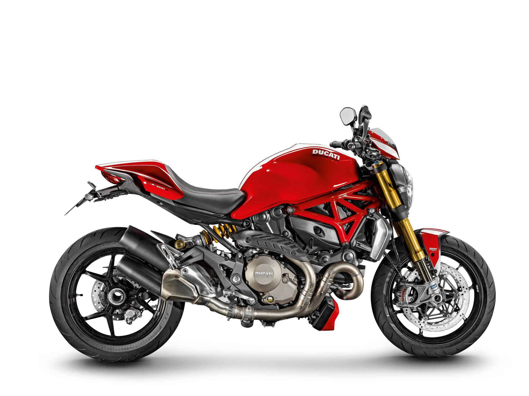 Ducati Monster Evo Exhaust