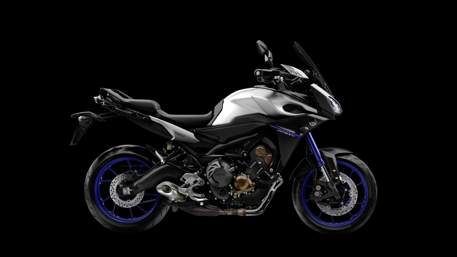 yamaha mt 09 tracer 2015 motorrad fotos motorrad bilder. Black Bedroom Furniture Sets. Home Design Ideas