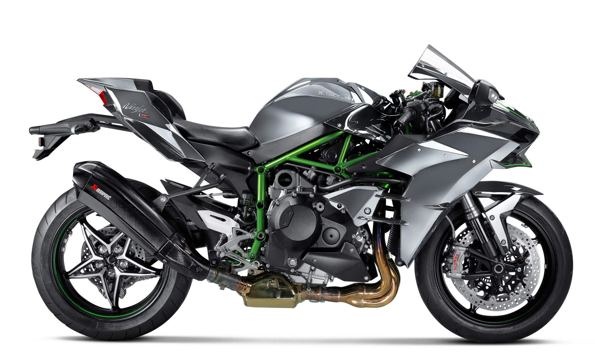 akrapovic kawasaki ninja h2. Black Bedroom Furniture Sets. Home Design Ideas