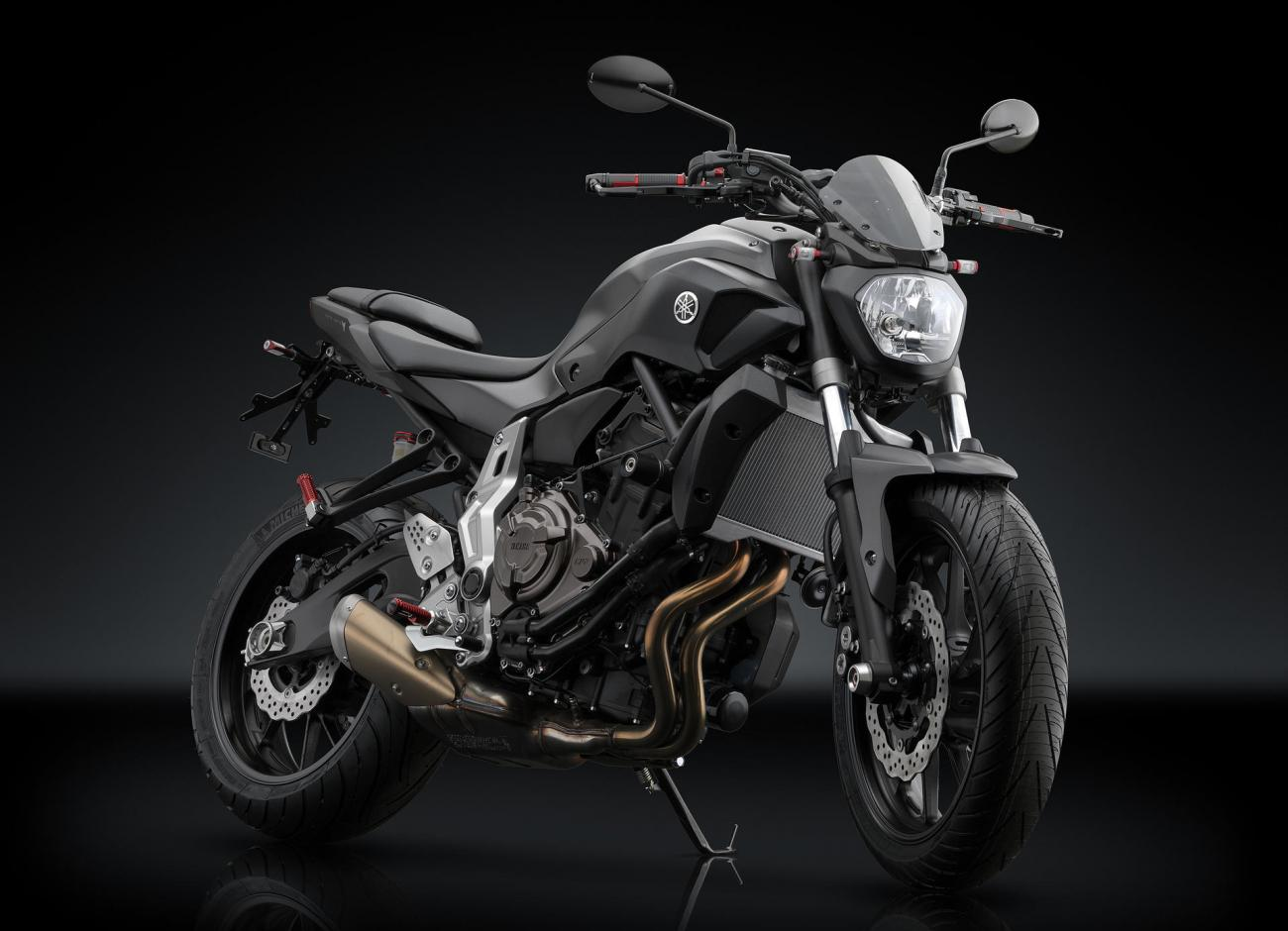 Yamaha MT-07 Rizoma Foto
