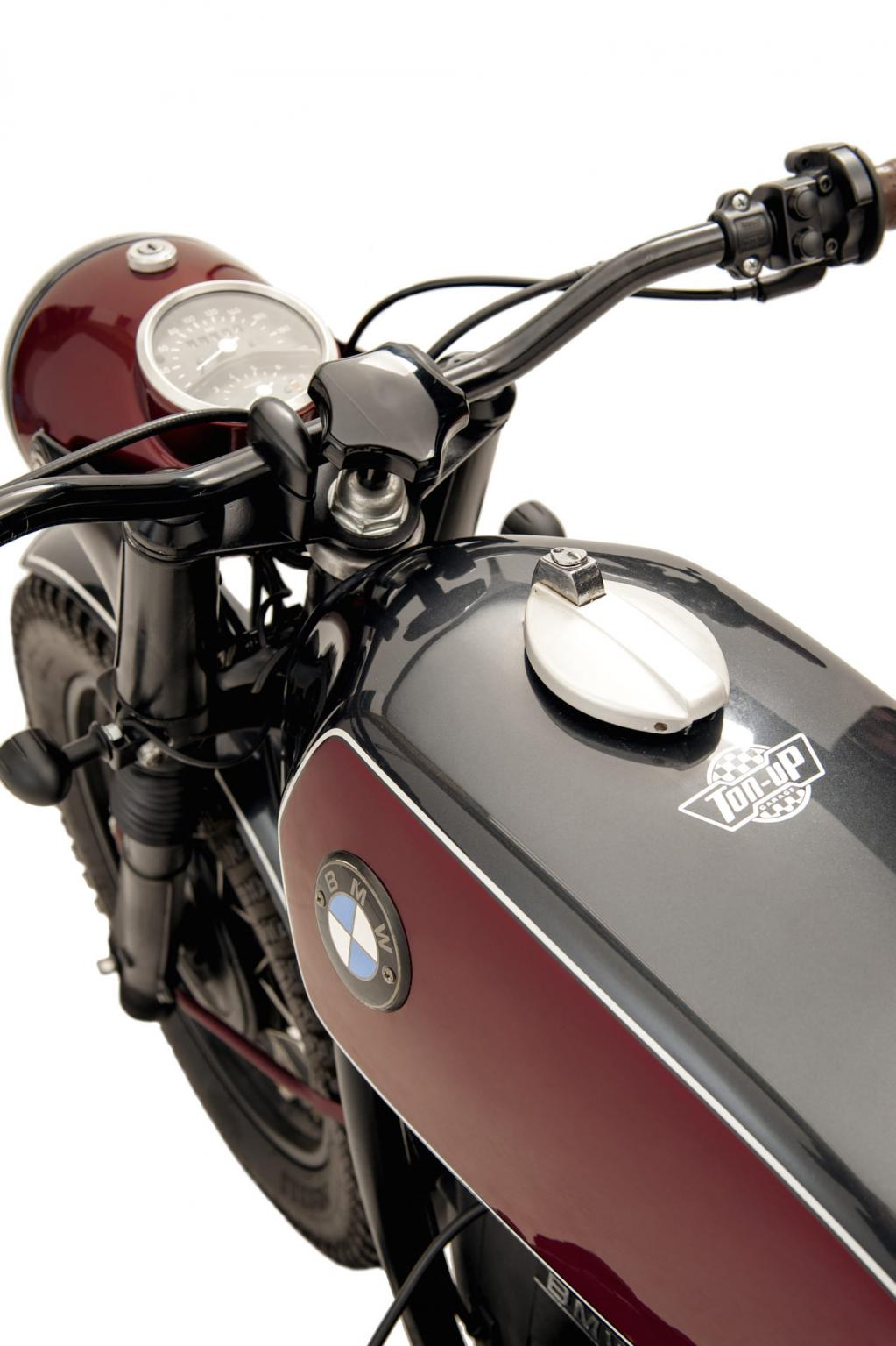 bmw r75 5 by ton up garage motorrad fotos motorrad bilder. Black Bedroom Furniture Sets. Home Design Ideas