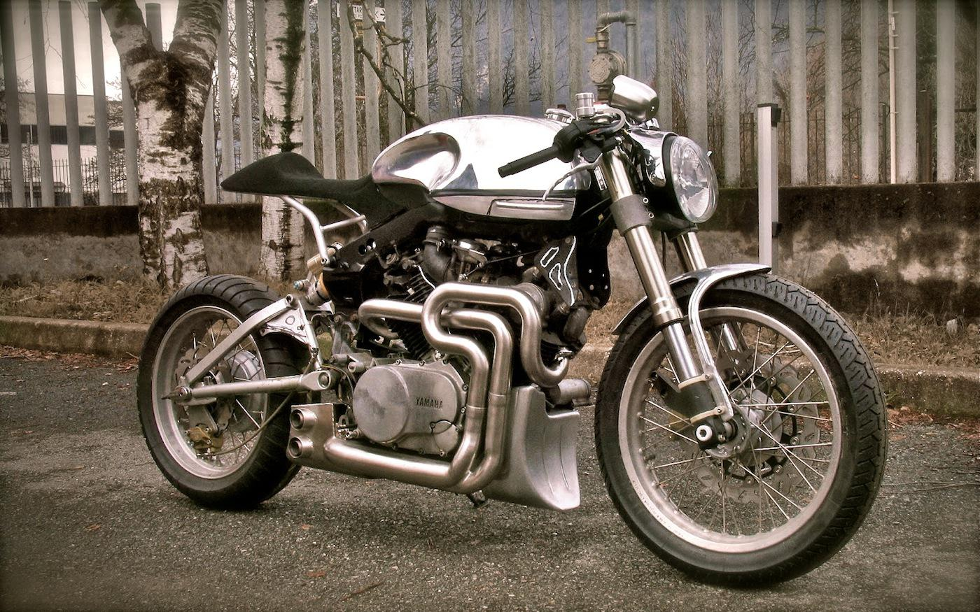 Bullet Cafe Racer Modified