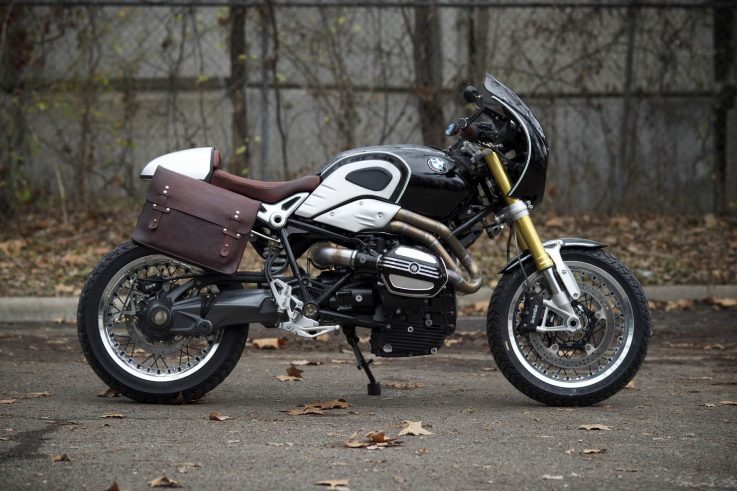 Bmw R Ninet Von Revival Motorcycles Motorrad Fotos