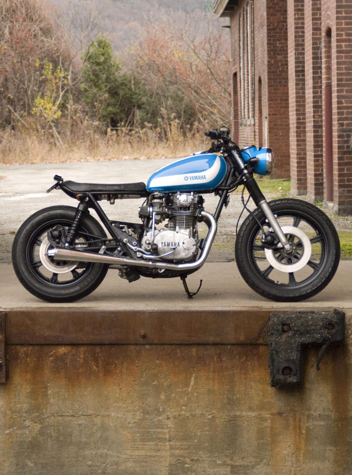 Yamaha Maxim Build Kit