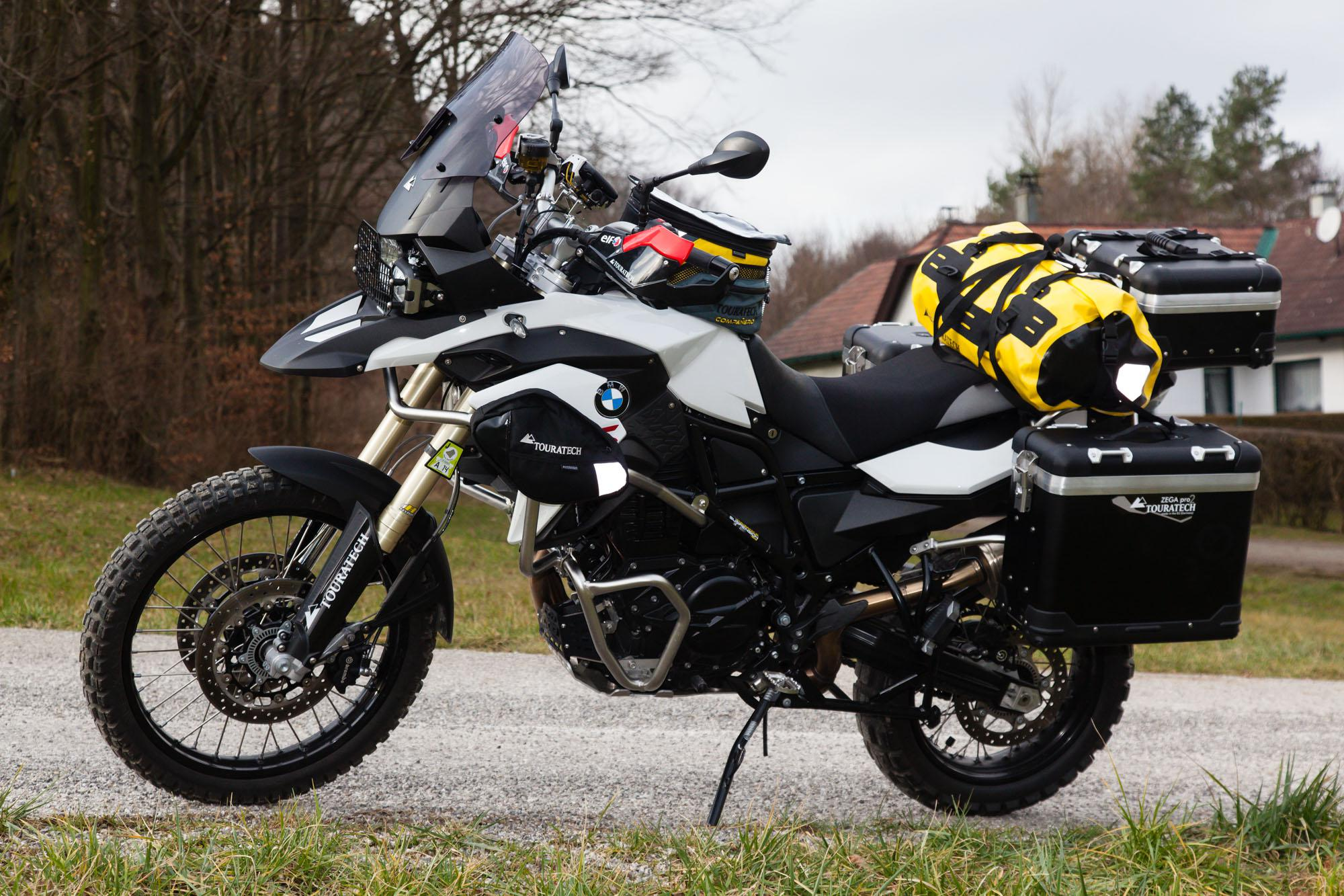 touratech zubeh r 2015 bmw f 800 gs. Black Bedroom Furniture Sets. Home Design Ideas