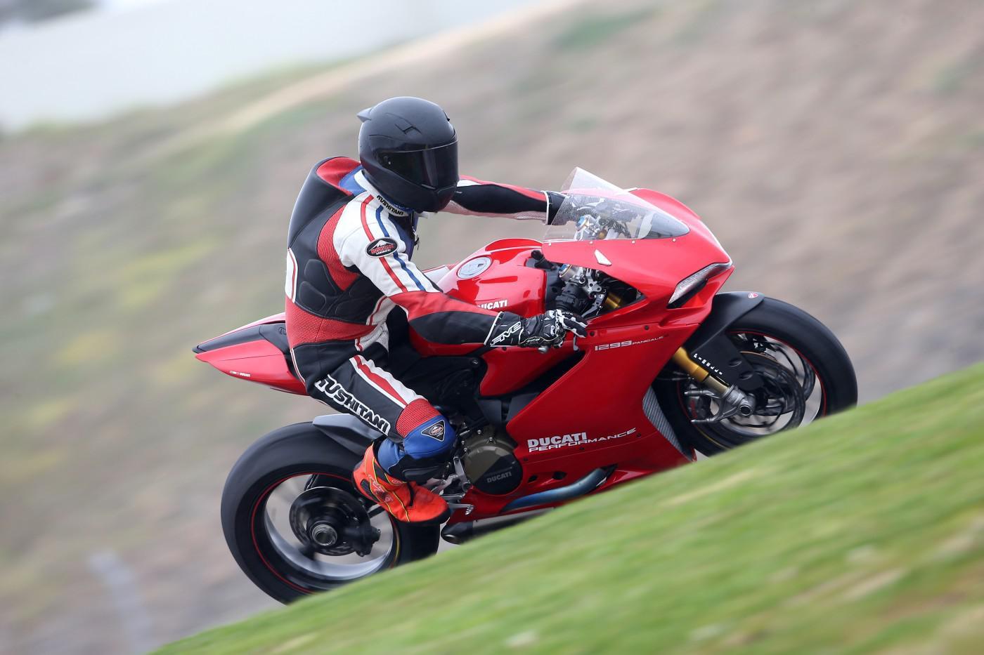 Ducati Abs Test
