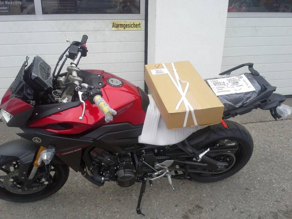 yamaha mt 09 tracer lietz motorrad fotos motorrad bilder. Black Bedroom Furniture Sets. Home Design Ideas