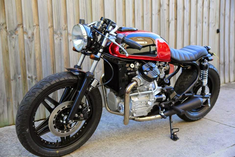 Umgebautes Motorrad Honda CX 500 von ingwio - 1000PS.at