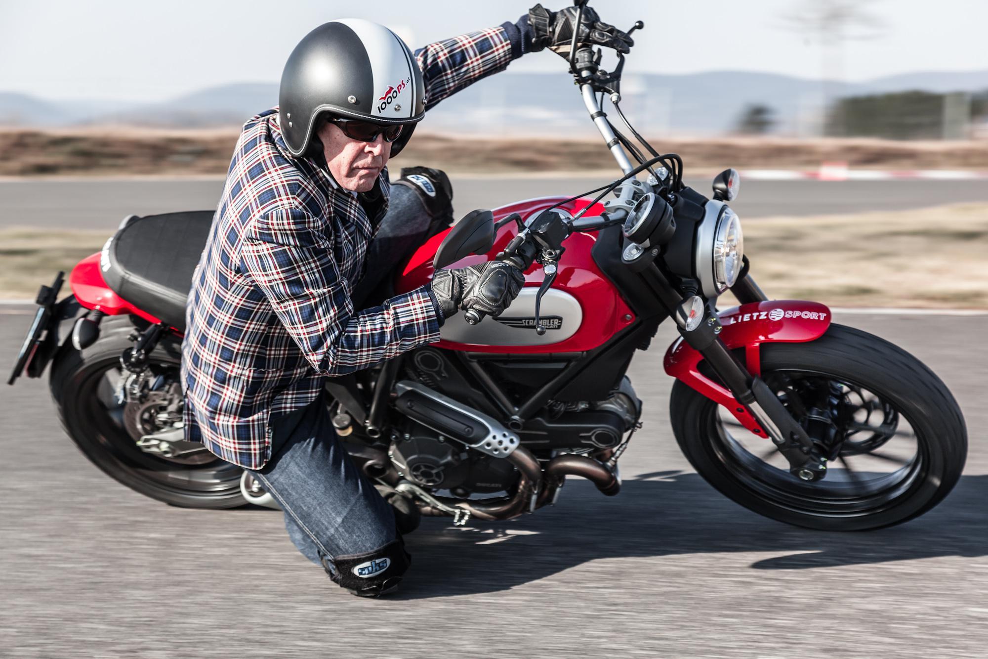 Ducati Scrambler Red