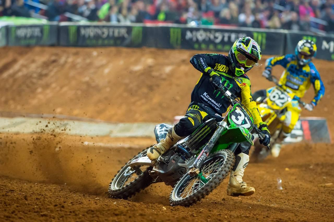 Supercross Atlanta 2015