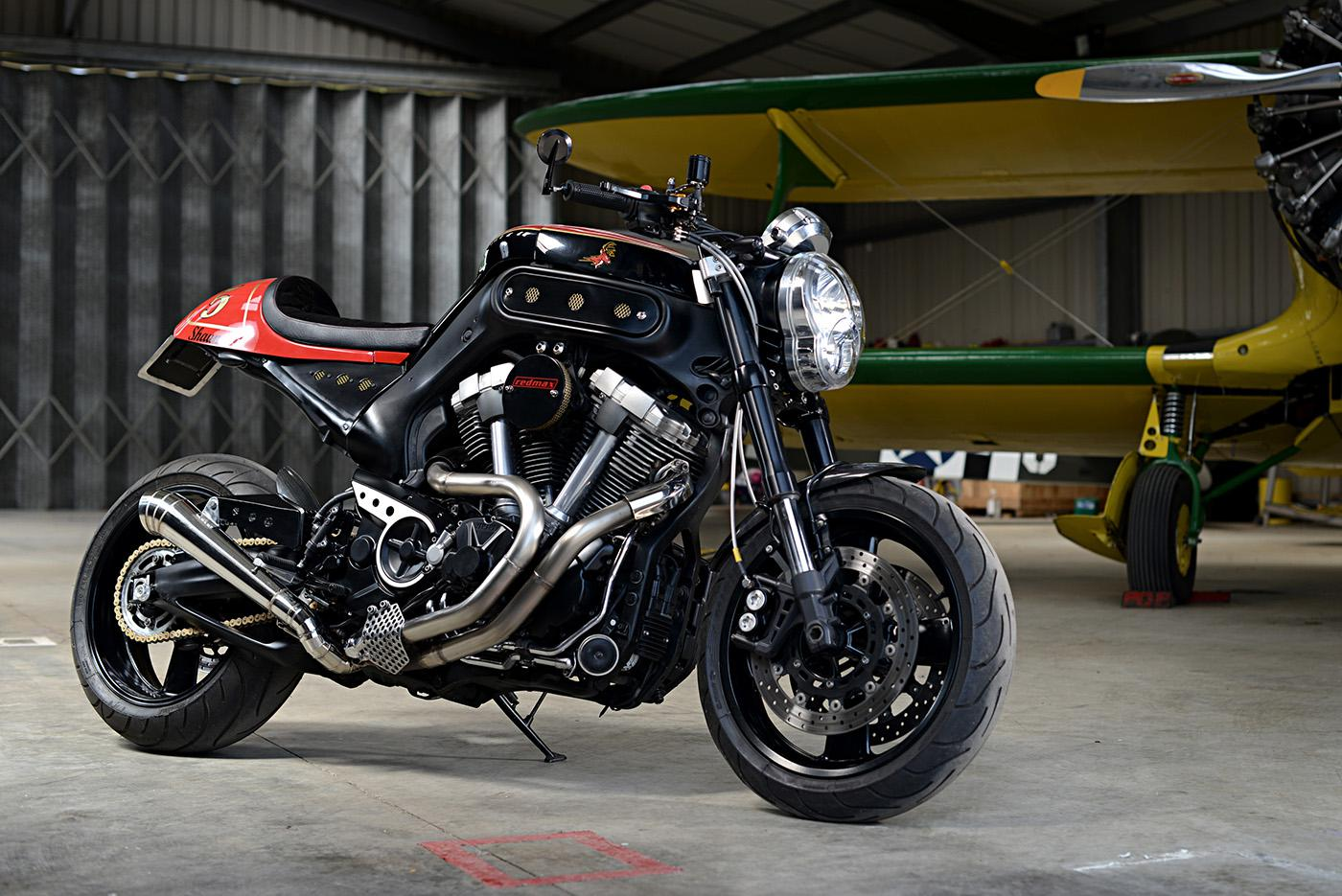 Turn Scrambler Into Cafe Racer