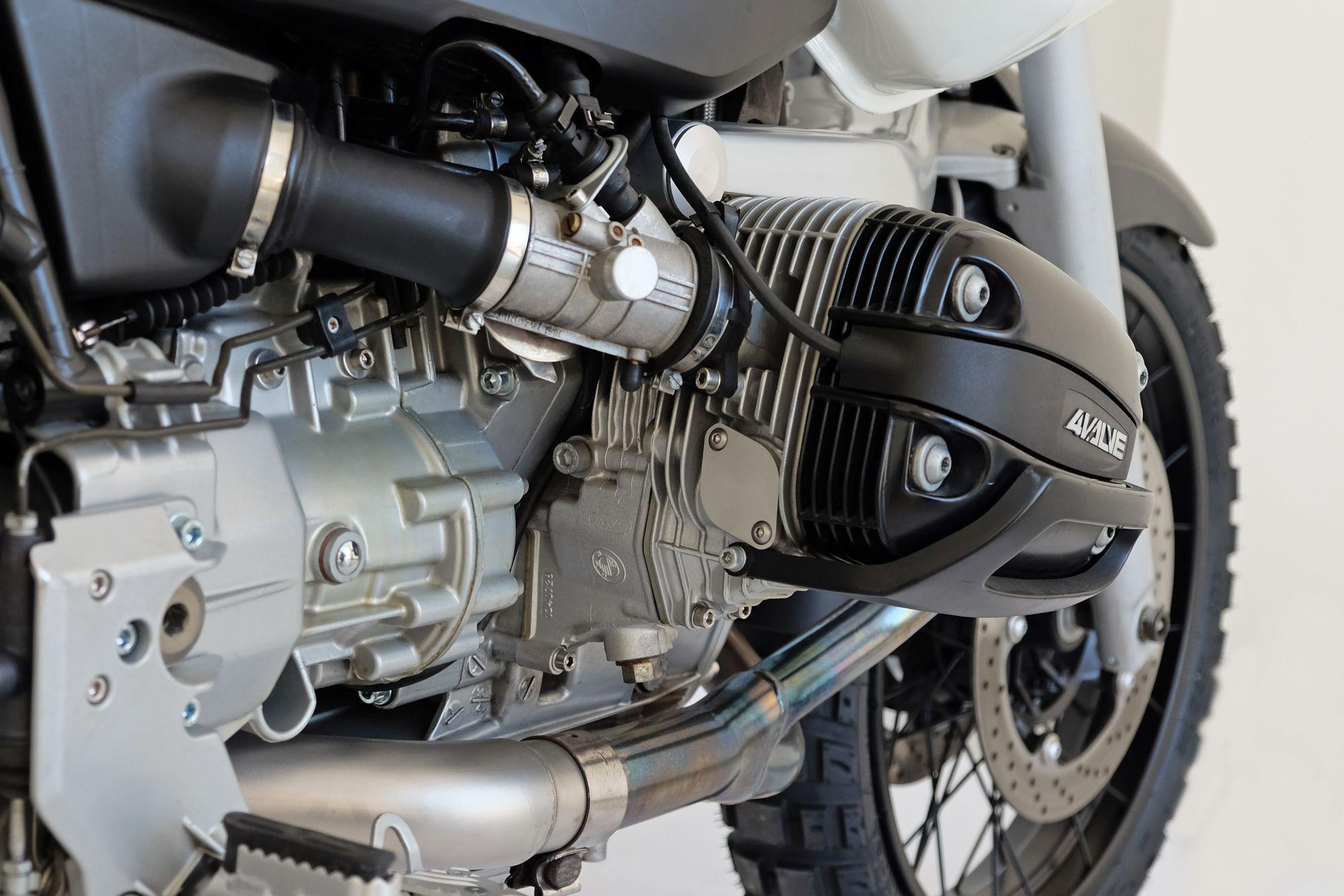 hornig bmw r 1100 gs scrambler umbau 2015 motorrad fotos. Black Bedroom Furniture Sets. Home Design Ideas