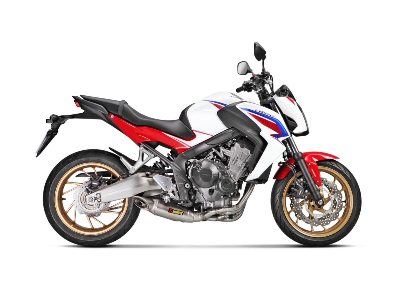 Akrapovic für Honda CB und CBR Foto