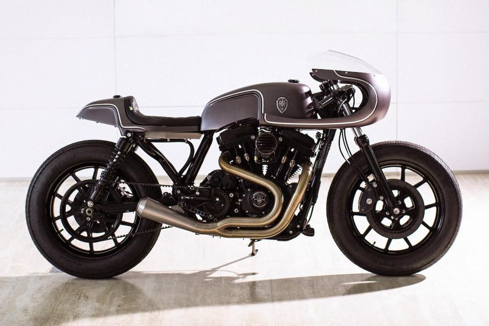 Jual Harley Davidson Forty Eight