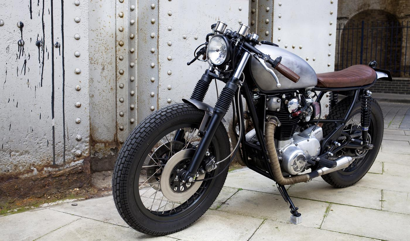 V 214 Lser Customs Yamaha Xs650