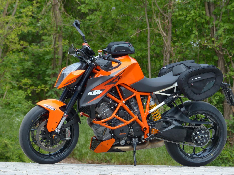Ktm Orange Crash Bars