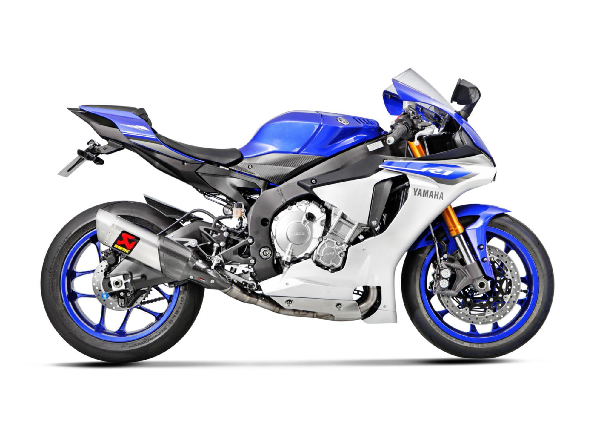 Yamaha Yzf R Dyno