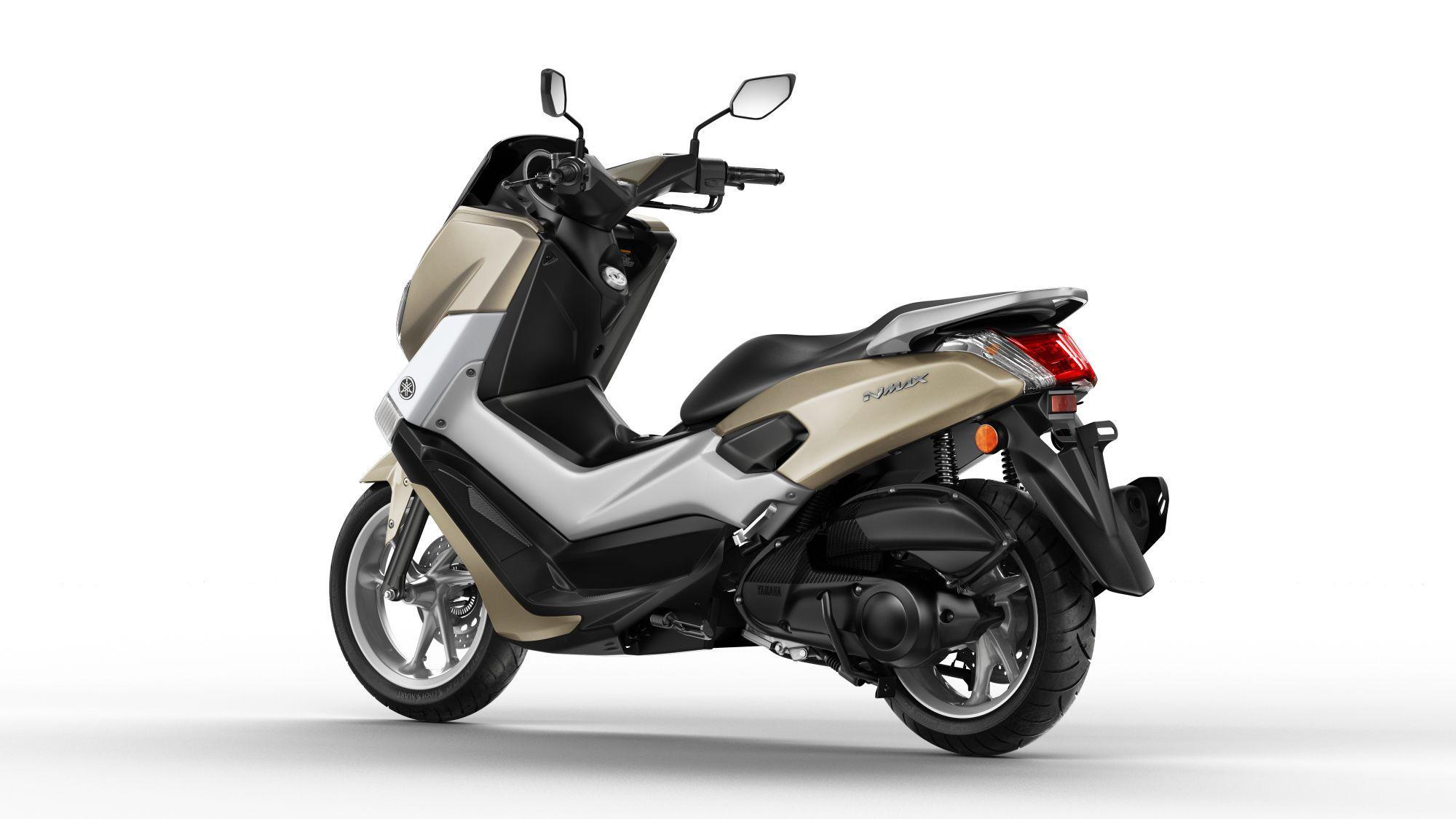 Yamaha NMAX 125 2015 Motorrad Fotos & Motorrad Bilder