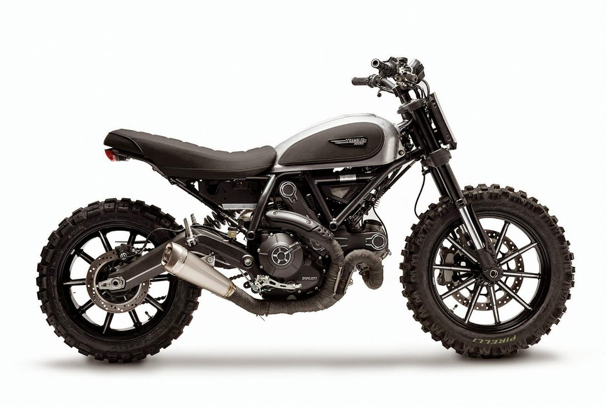 ducati scrambler rocket garage dirt tracker. Black Bedroom Furniture Sets. Home Design Ideas