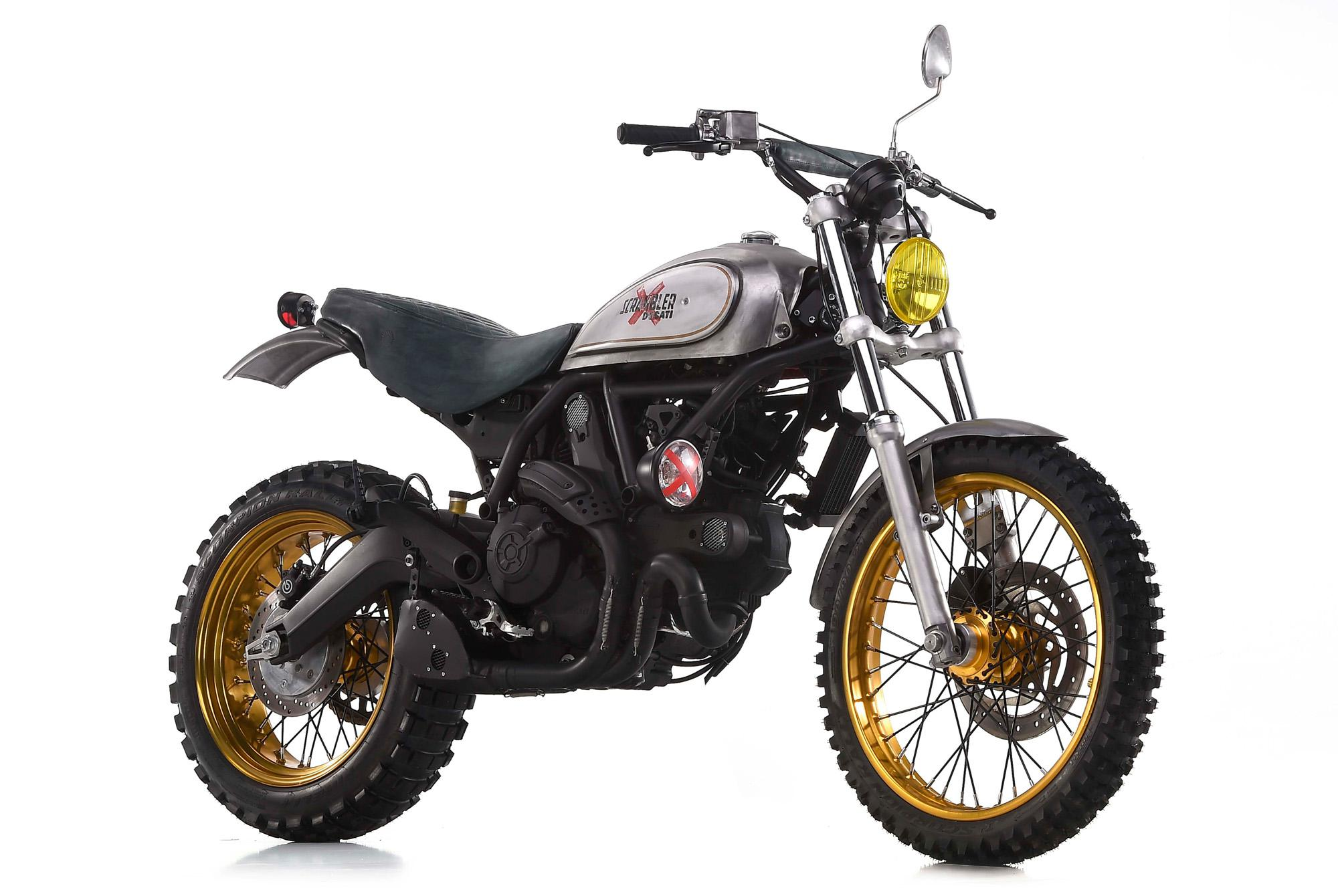 ducati scrambler officine mermaid motorrad fotos. Black Bedroom Furniture Sets. Home Design Ideas