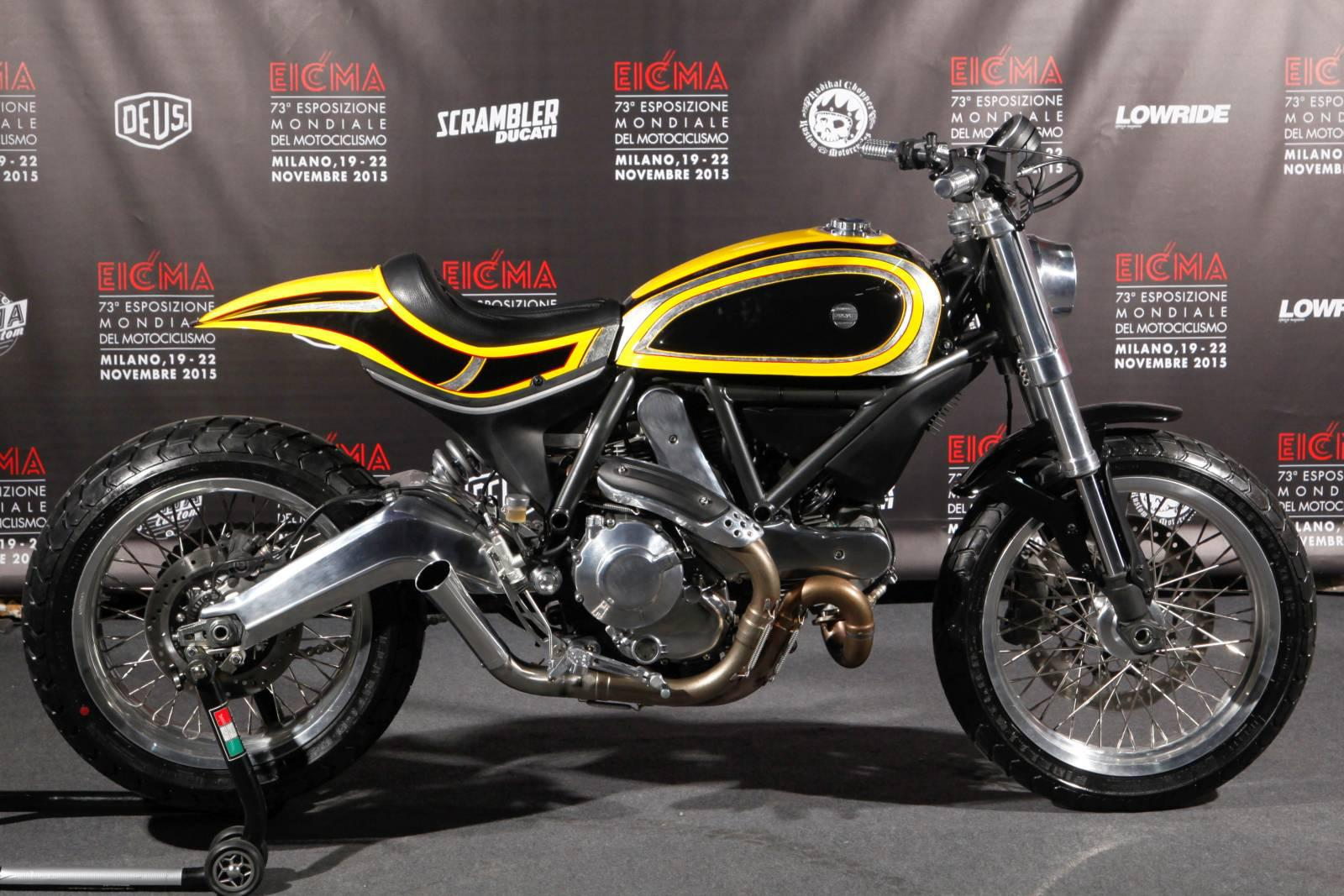 ducati scrambler radikal choppers. Black Bedroom Furniture Sets. Home Design Ideas
