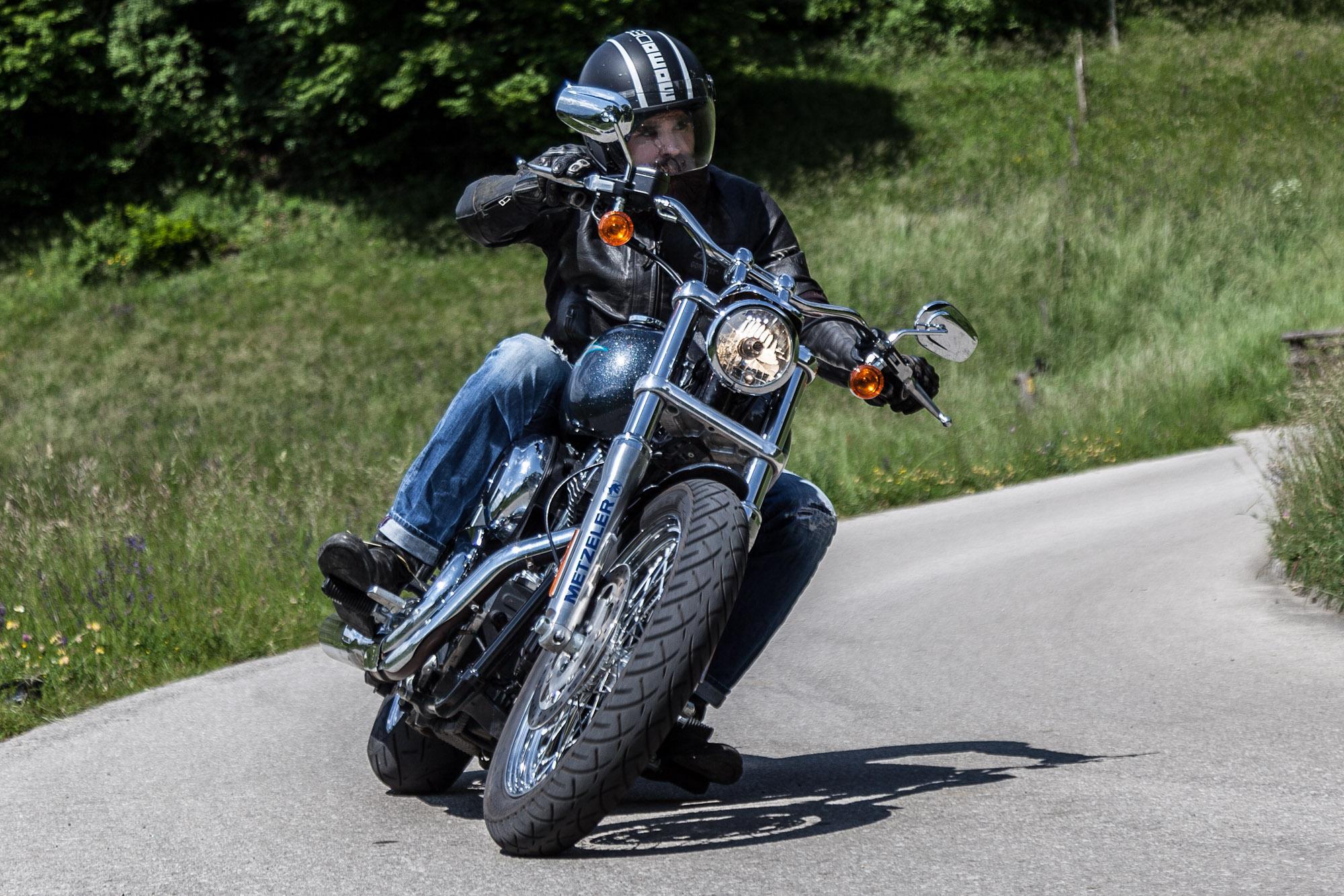 Baureihen Harley Davidson Iron