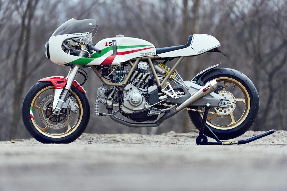 Ducati Monster Ie Cafe Racer