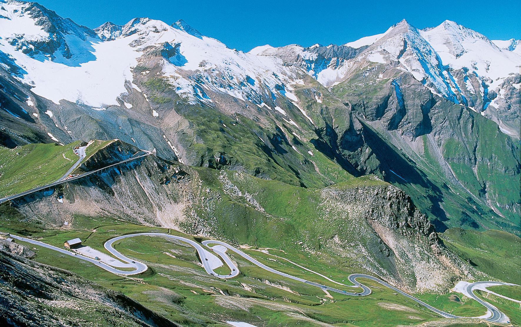Alpen Pässe