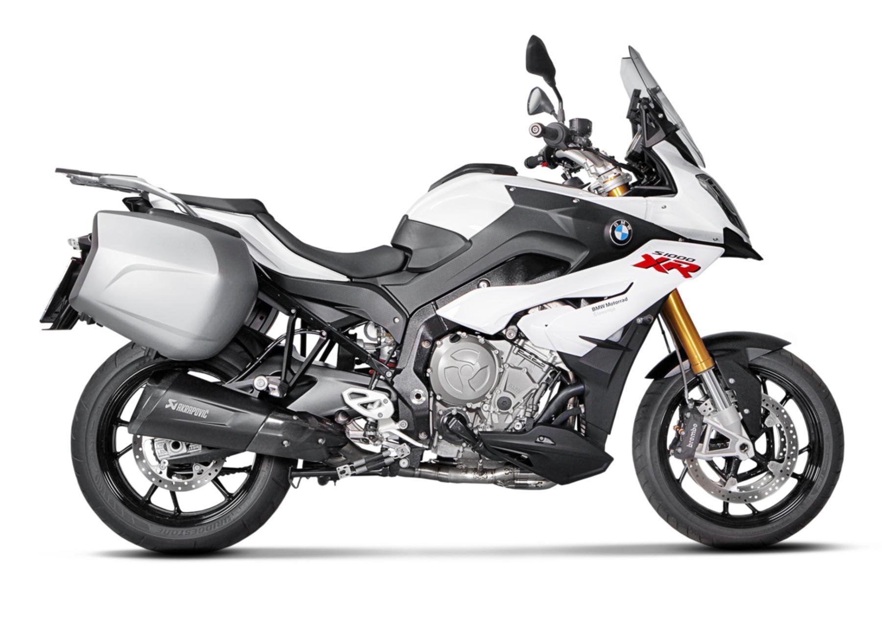 Akrapovic F 252 R Bmw S1000xr Motorrad Fotos Amp Motorrad Bilder