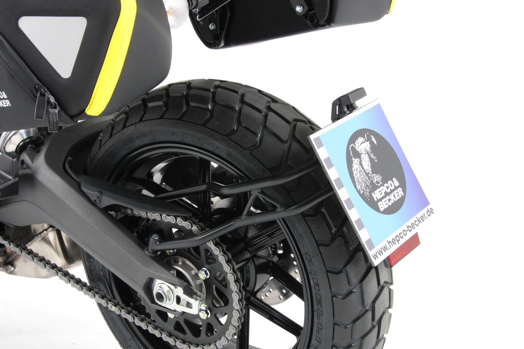 Ducati Monster Footpegs