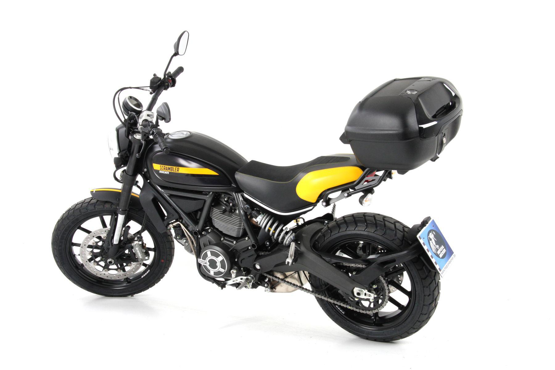 ducati scrambler zubeh r von hepco becker motorrad fotos. Black Bedroom Furniture Sets. Home Design Ideas