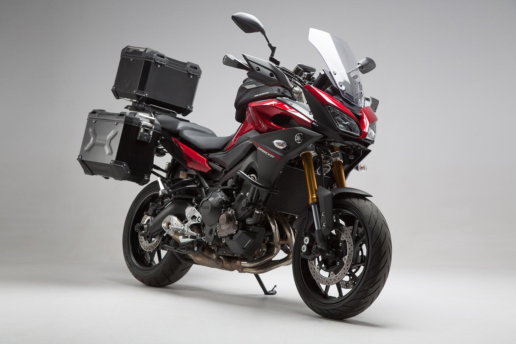 Yamaha Fj Tail Bag