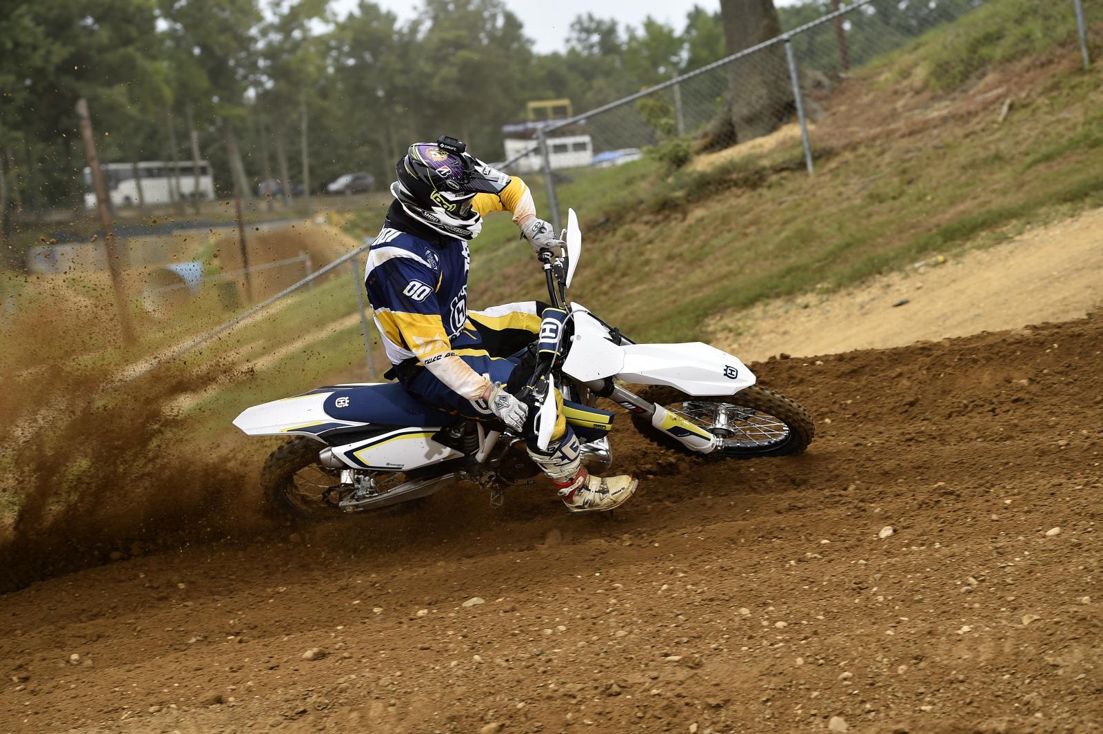husqvarna motocross test 2016 motorrad fotos motorrad bilder. Black Bedroom Furniture Sets. Home Design Ideas