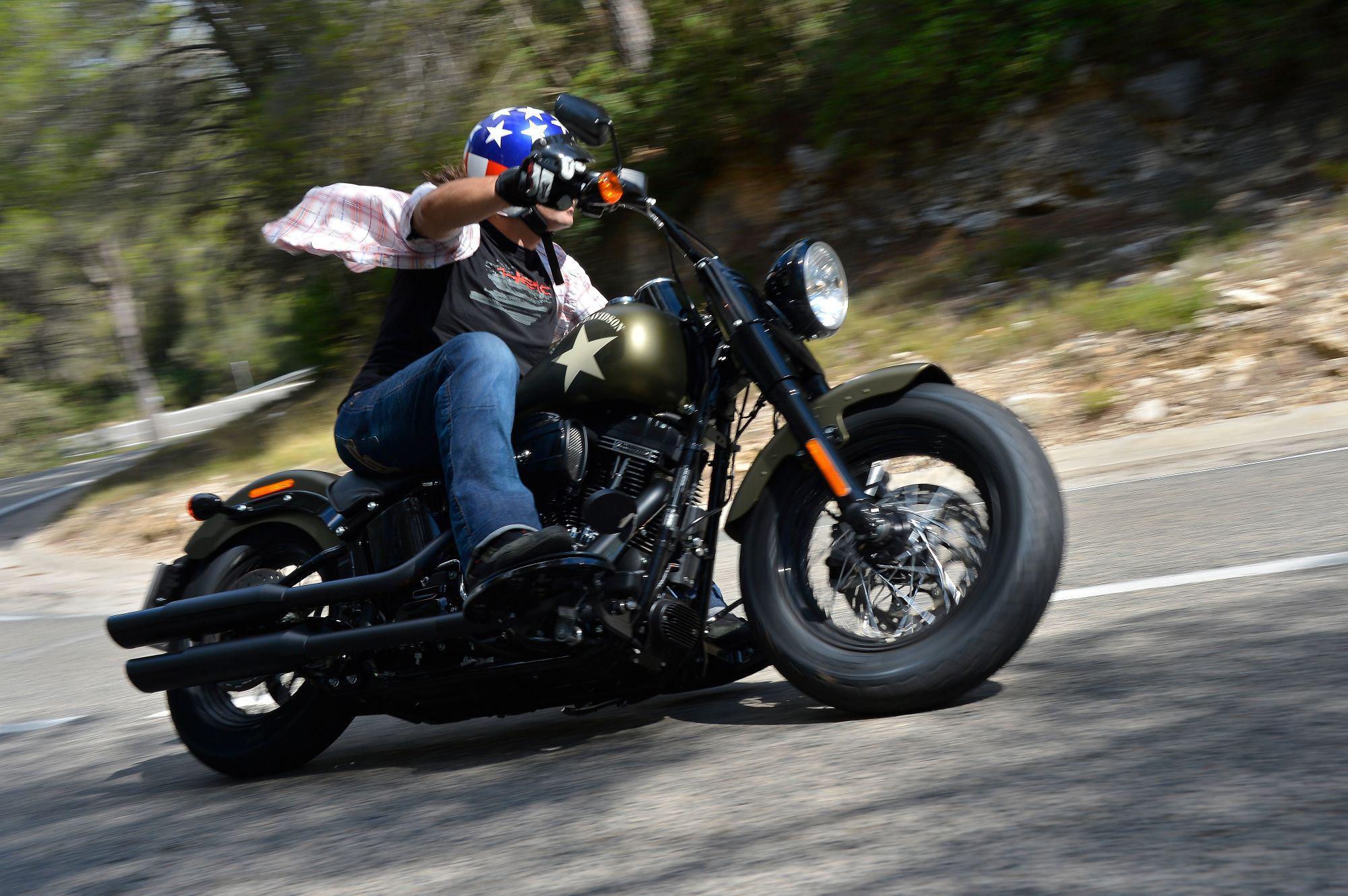 Harley Davidson Freewheeler Gebraucht