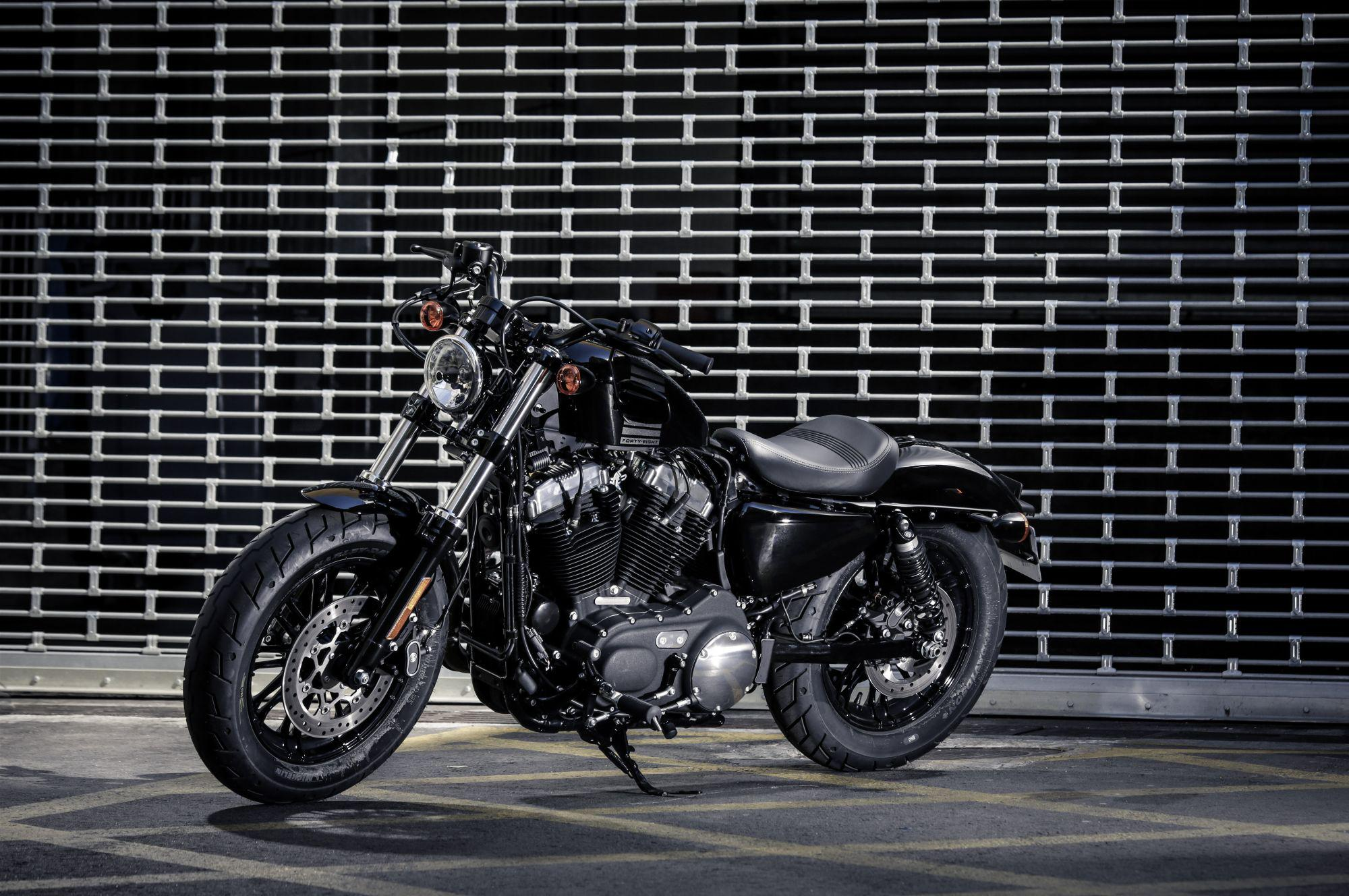 Harley Davidson Roadster Uk