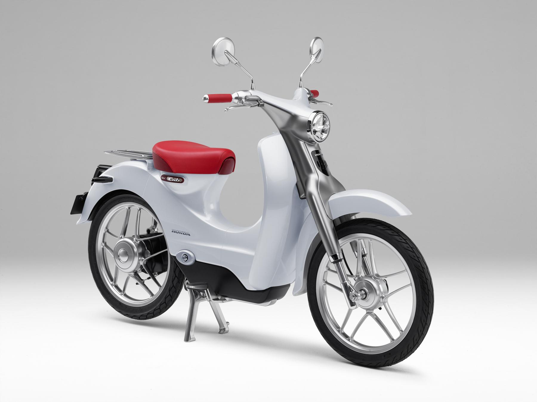 "Concept-Bikes unter dem Leitthema ""The Power of Dreams"". Honda ..."