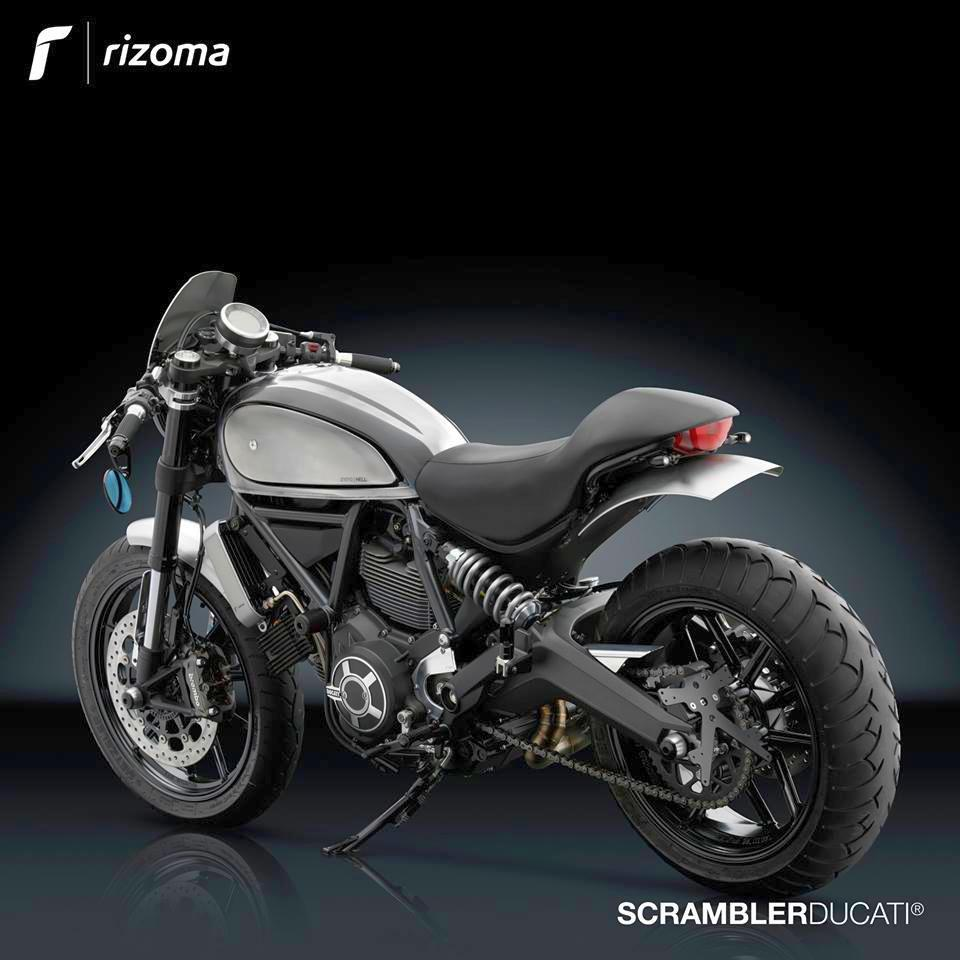 rizoma zubeh r f r ducati scrambler motorrad fotos. Black Bedroom Furniture Sets. Home Design Ideas
