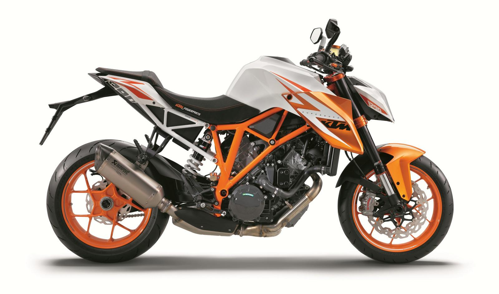 KTM 1290 Super Duke Special Edition 2016 Foto