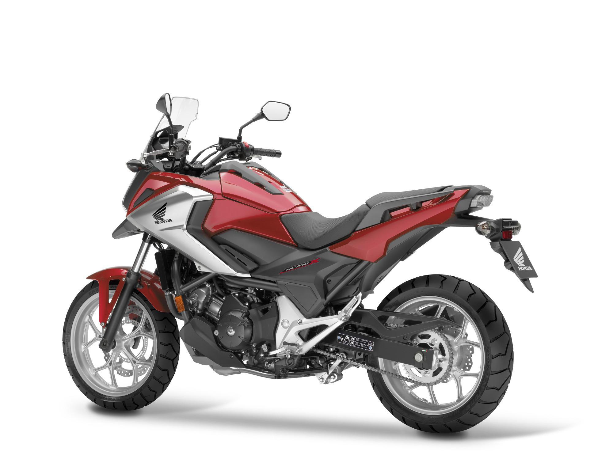 Honda NC750X 2016 Motorrad Fotos & Motorrad Bilder