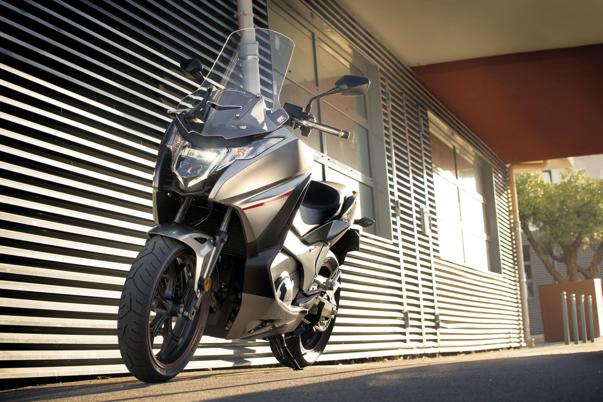 Honda Integra 2016 Foto